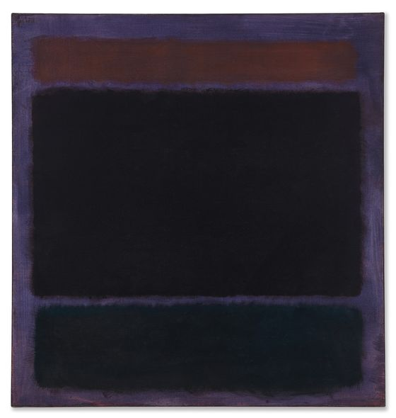 Schlumberger Heir Is Selling a Rothko That's So Good It 'Floats'
