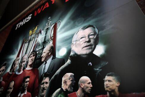Ferguson's Man. United Successor Has Someone to Watch Over Him