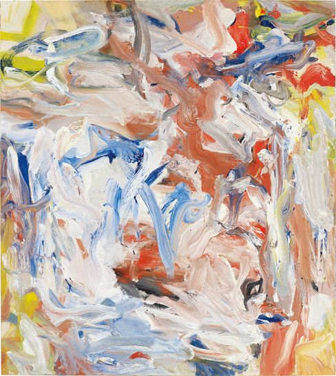 """Untitled XXVIII"" by Willem de Kooning"