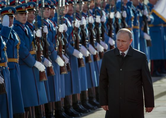 It's Tough to Rebuild an Empire - Ask Putin
