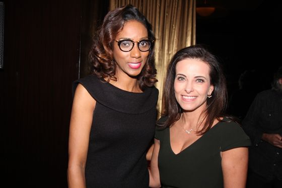 Dina Powell, Stacy Bash-Polley Feted as Goldman Women Hit Stage