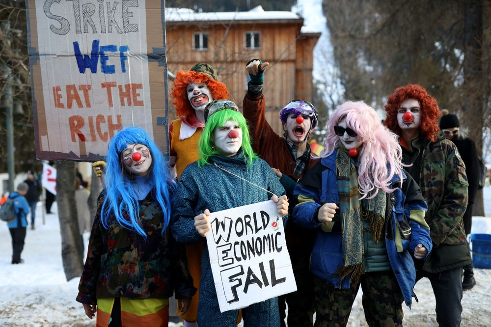 Halloween 2020 Party Images Prophetic Readings Davos Latest: Green Is the Word   Bloomberg