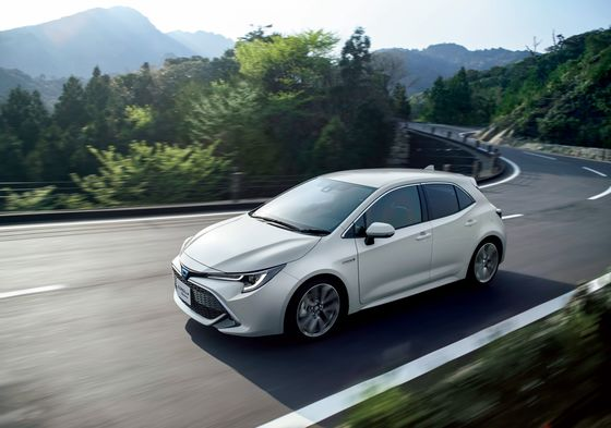 Millennials, Toyota Wants You to Buy Its Internet-Ready Corolla
