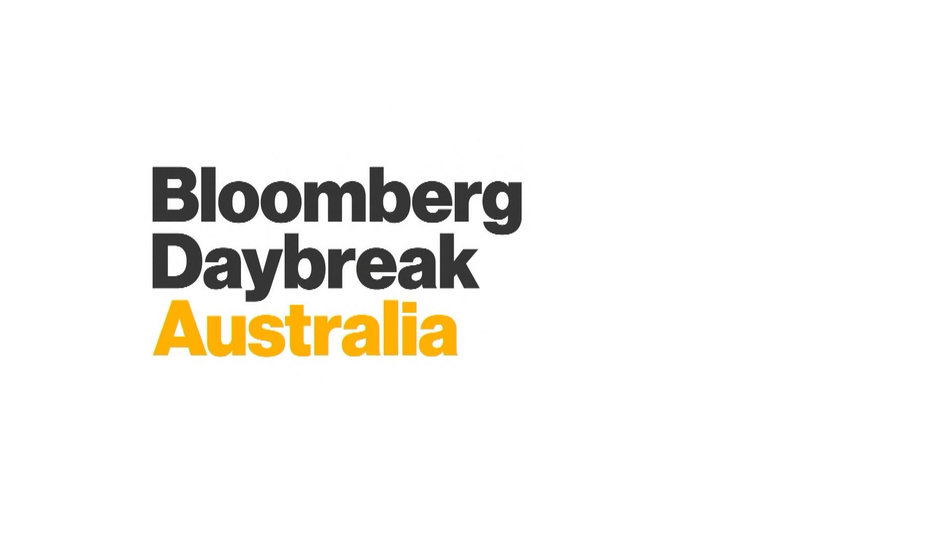 'Bloomberg Daybreak: Australia' Full Show (6/20/18)