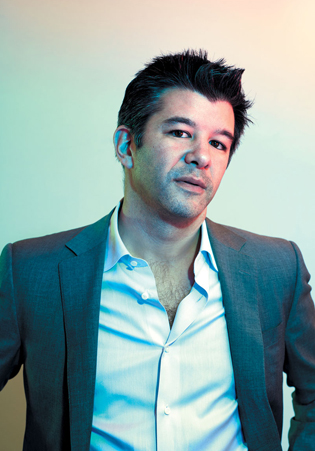 Uber co-founder Kalanick