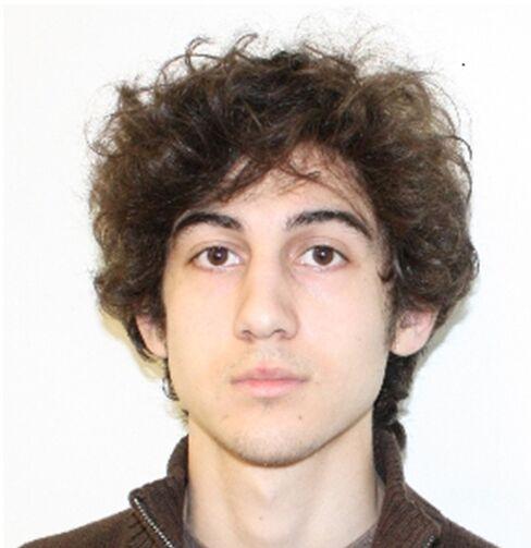 Bombing Suspect Dzhokhar Tsarnaev