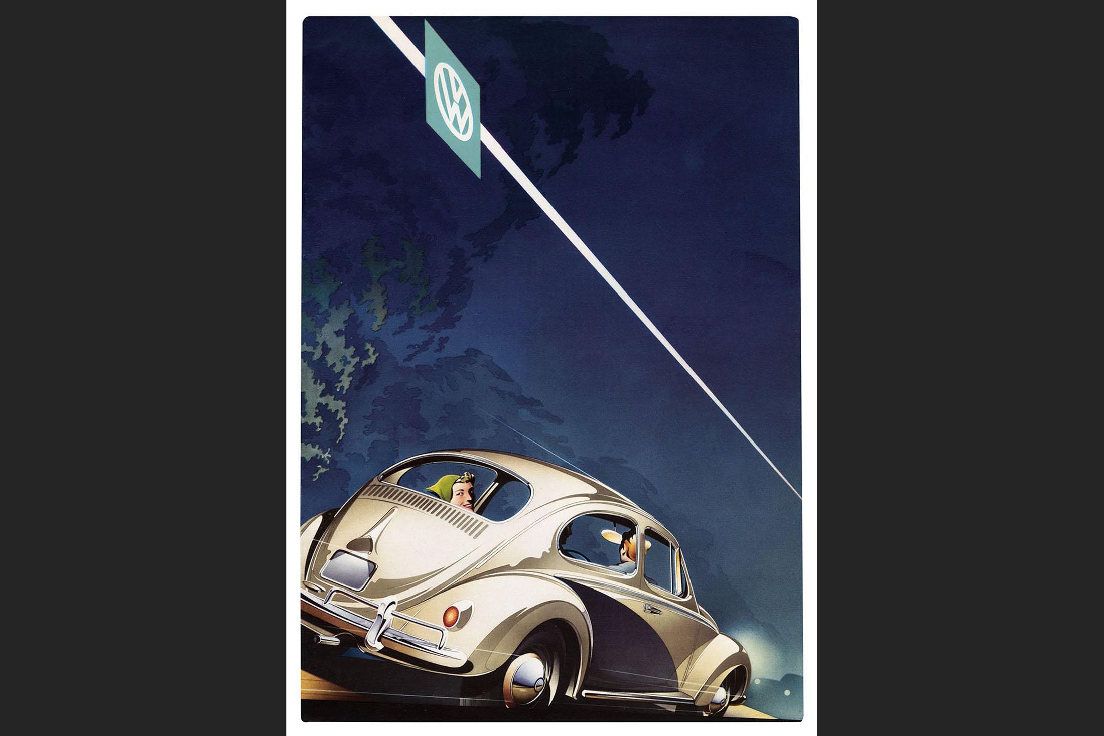 Volkswagen, 1957
