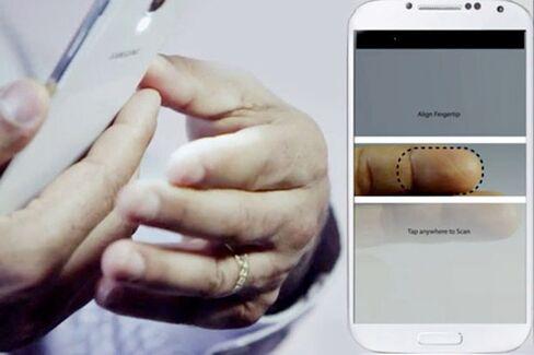Fingerprint Startup Claims Smartphone Security Breakthrough