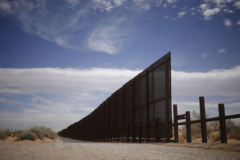 U.S. Federal Judge Blocks Portions of Trump's Wall Plan