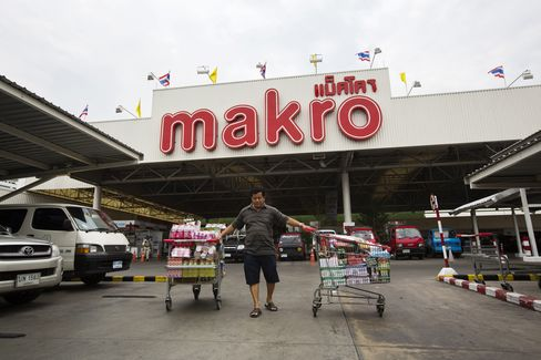 Dhanin's CP All to Pay $6.6 Billion for Retailer Siam Makro