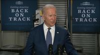 relates to Biden Says He's Not 'Anti-Corporate'