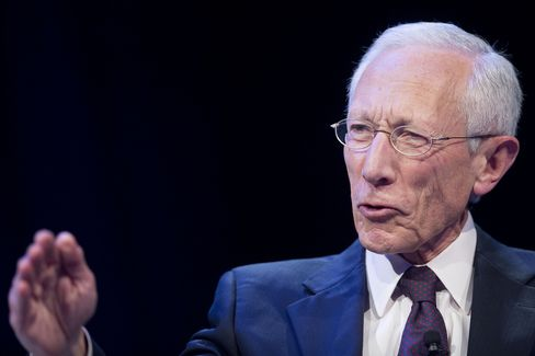 Fed Vice Chairman Stanley Fischer