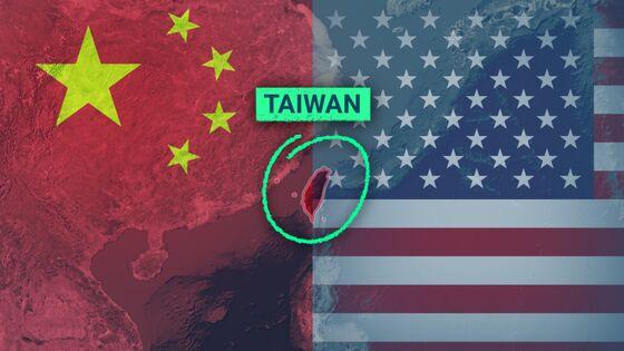 A Far-Flung Taiwan Island Risks Triggering a U.S.-China Clash