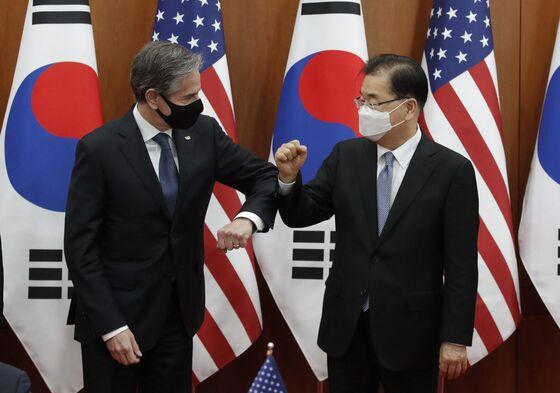 North Korea Rules Out U.S. Talks in Jab at Visiting Biden Envoys
