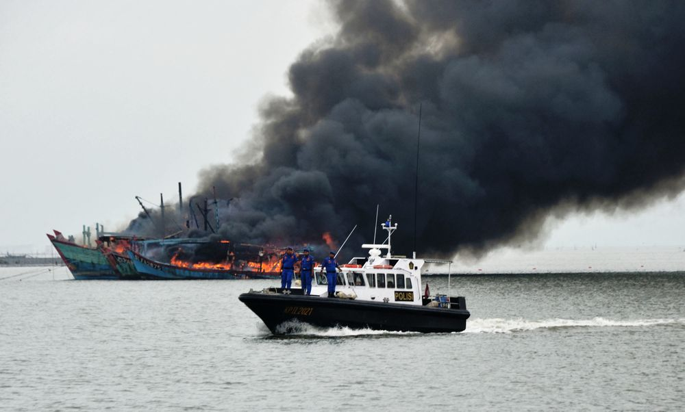 Illegal Fishing Is a Global Security Threat