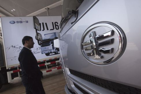 Volkswagen Said to Favor FAW for Budget-Brand Project in China