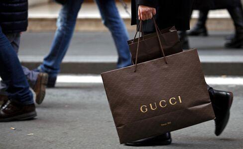 Gucci Using Python as Rich Drive Profit Margin