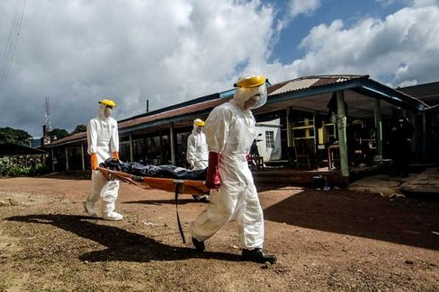 This Experimental Ebola Drug Might Never Reach West Africa