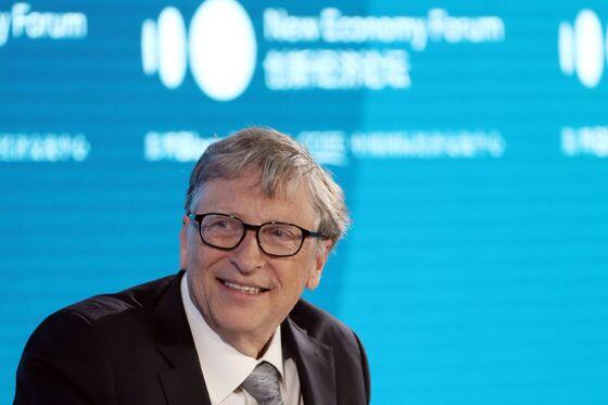 It's Gates Versus Musk as World's Richest Spar Over Bitcoin