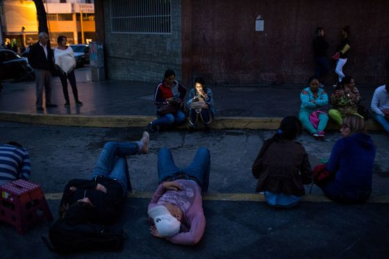 Need to Flee Venezuela? Pay Huge Bribe or Stand in Line Forever