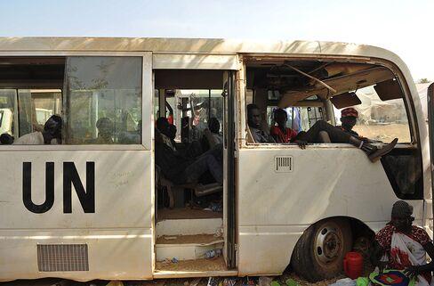 UN Mission in South Sudan