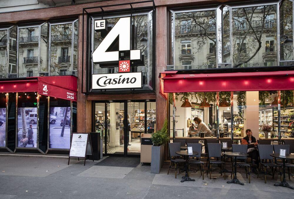 Casino CEO Might Seek New Partner to Keep Control, Garnier Says