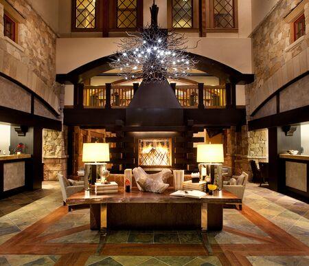The Sebastian Vail's lobby.