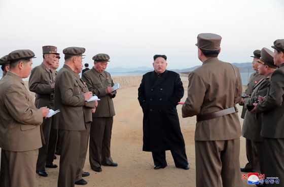 North Korea Says Kim Guided Test of New 'High-Tech' Weapon