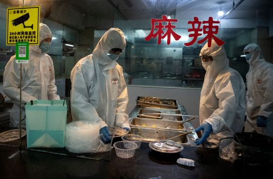 Virus Going Global Means China's Factories Will Get Hit Again