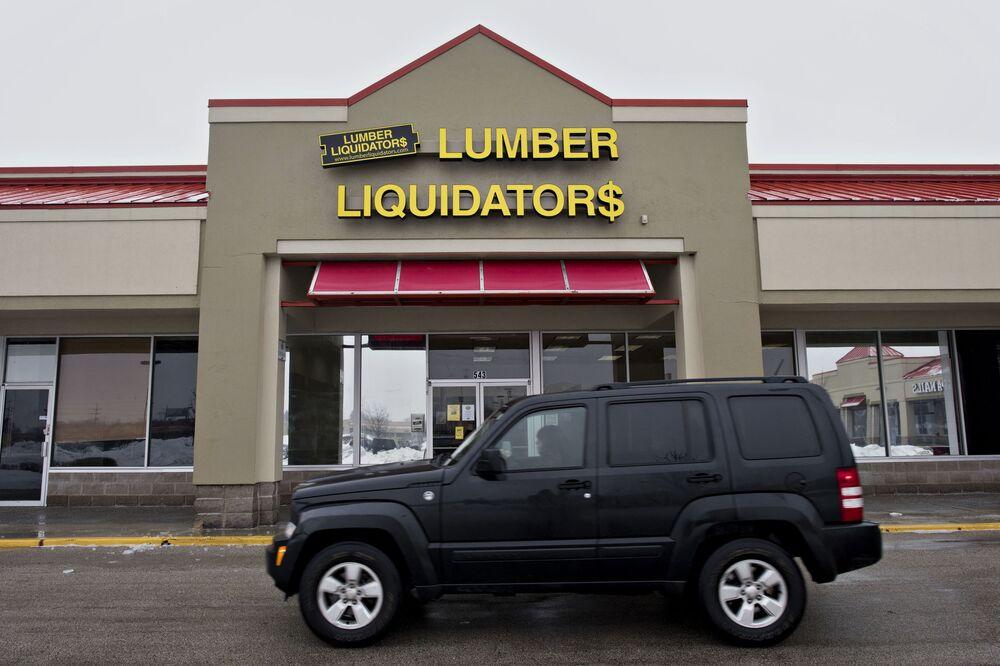 Lumber Liquidators Soars as Founder Plans Take-Private Bid