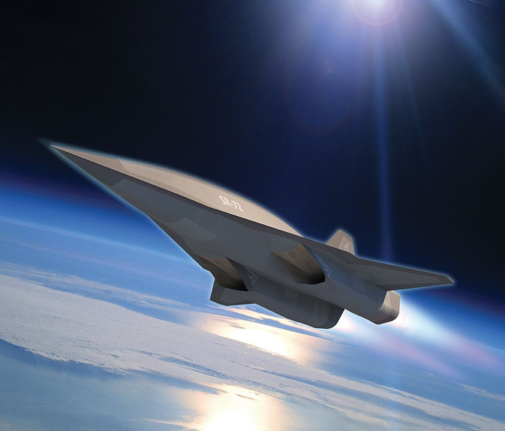 Fastest Plane In The World >> America S Fastest Spy Plane May Be Back And Hypersonic Bloomberg