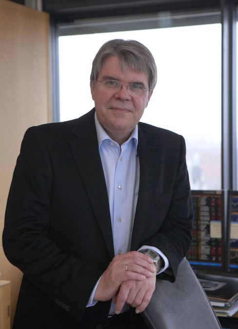 Nykredit A/S Chief Executive Officer Peter Engberg Jensen