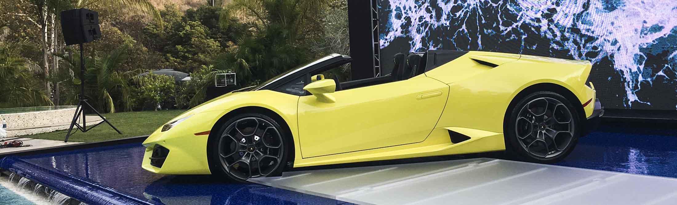 The New Hurac 225 N Spyder Is Lamborghini S Bid To Nab Drivers