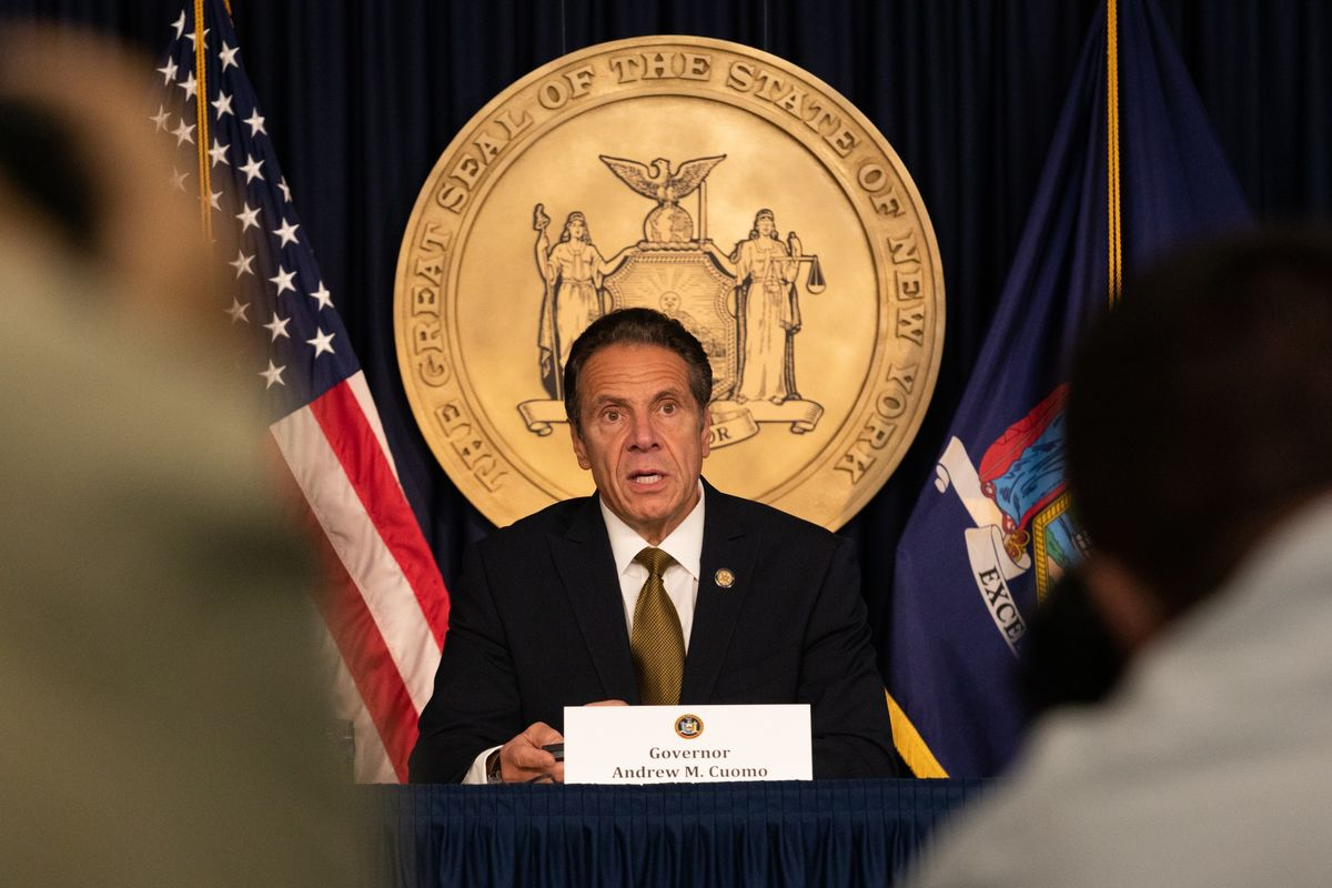 Cuomo Accuser Says He Propositioned Her, Leaving her 'Terrified'