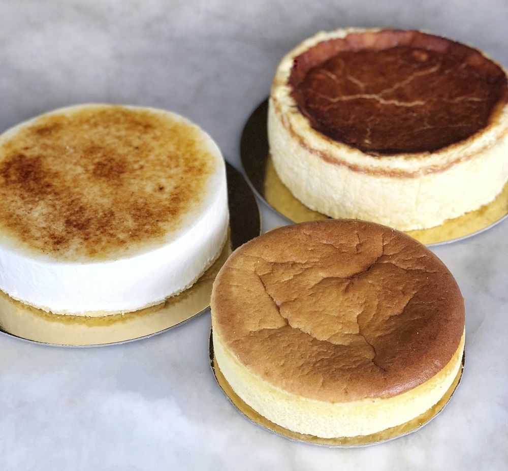 The Hottest Dessert Of The Year Basque Cheesecake Is Burnt Bloomberg