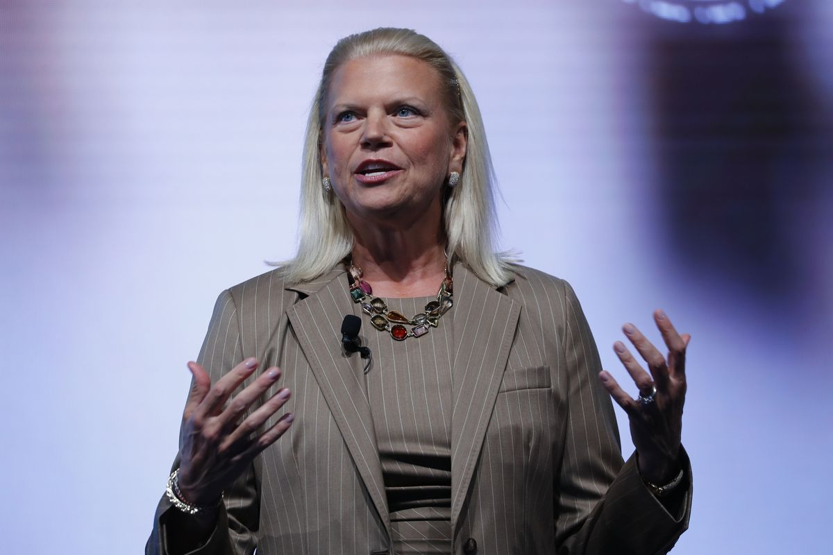 IBM CEO Sees Amazon and Microsoft as Cloud Allies, Not Rivals