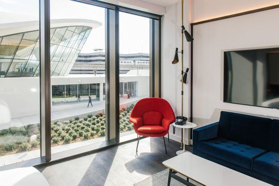 TWA HotelReview: A Stylish Work in Progress