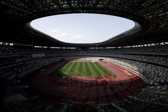Tokyo Gives a Taste of What Covid Era Olympic Games Will Be Like
