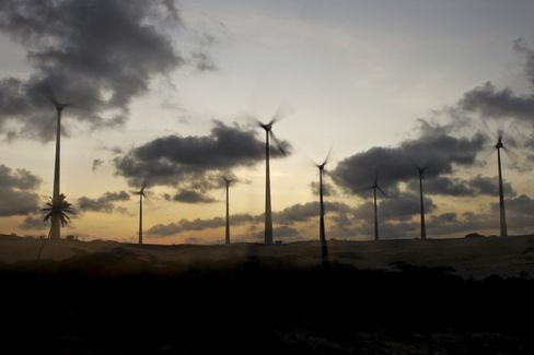 Renova Strives for World's Cheapest Wind Power in Brazil