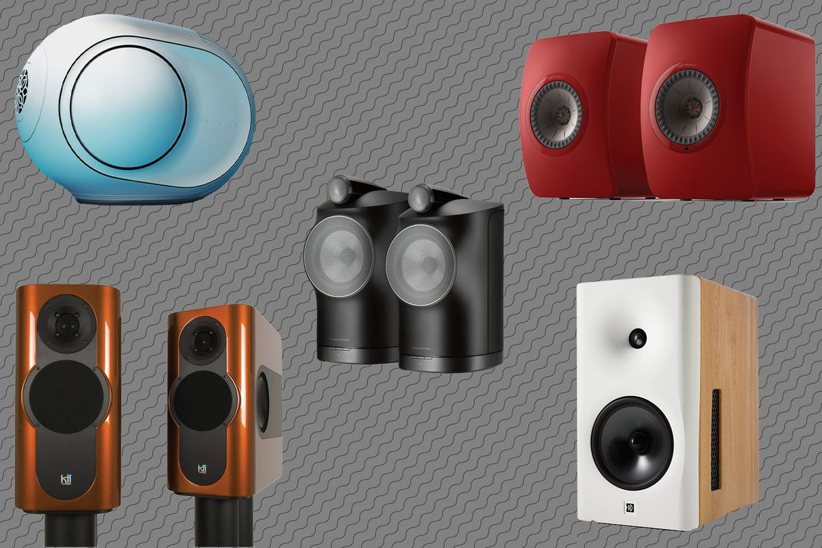 Ditch Your Basic Bookshelf Speakers and Stream in High-Def Instead