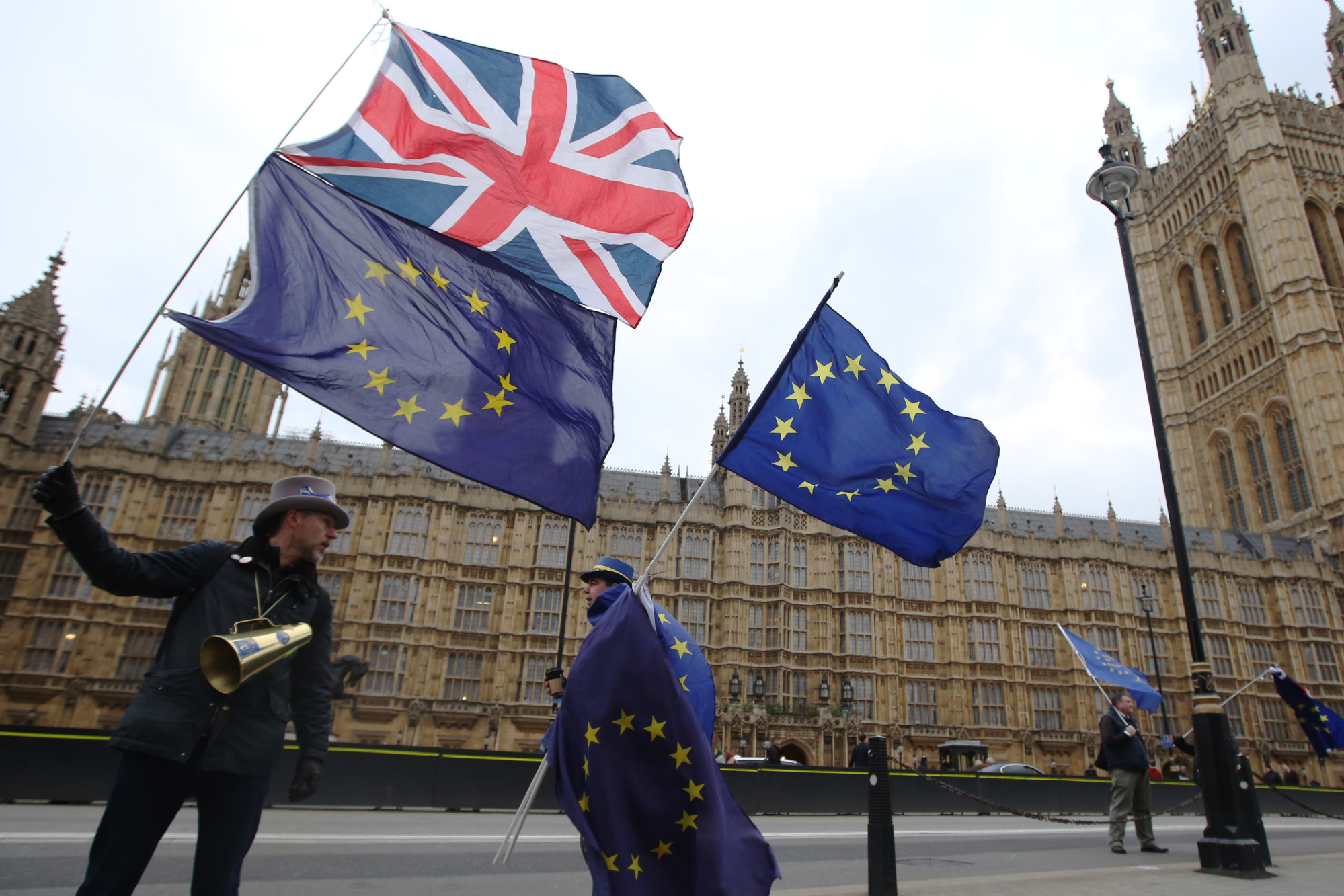 U.K. Judge Blocks Attempt to Force Release of Brexit Papers