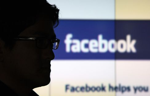 Facebook at $22 by December Seen in Europe's Structured Warrants