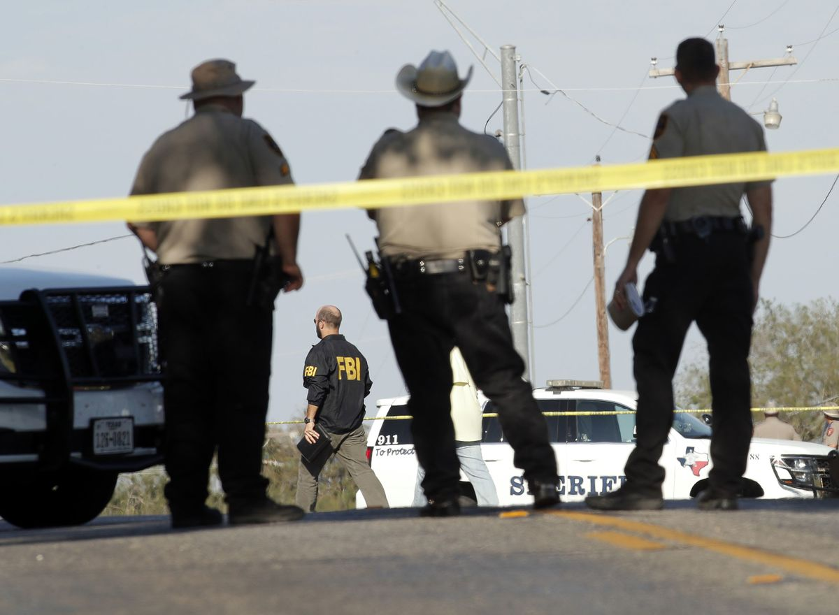 Air Force Says Texas Gunman's Conviction Wasn't Reported to FBI