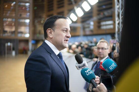 EUPresses Ireland for No-Deal Brexit Border Plan, Source Says