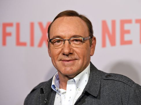 "Actor Kevin Spacey said he was, ""honored and humbled by such recognition from the queen"""