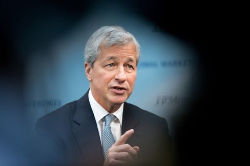 Exclusive: JPMorgan Chase & Co. CEO Jamie Dimon And Publicis Group SA Outgoing CEO Maurice Levy Interview