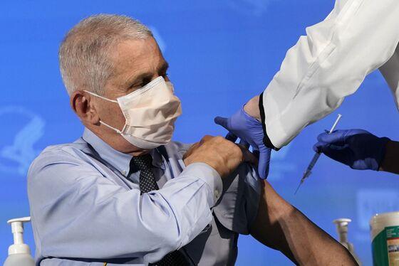 New Virus Strain Could Be in U.S.; Fauci Gets Shot: Virus Update