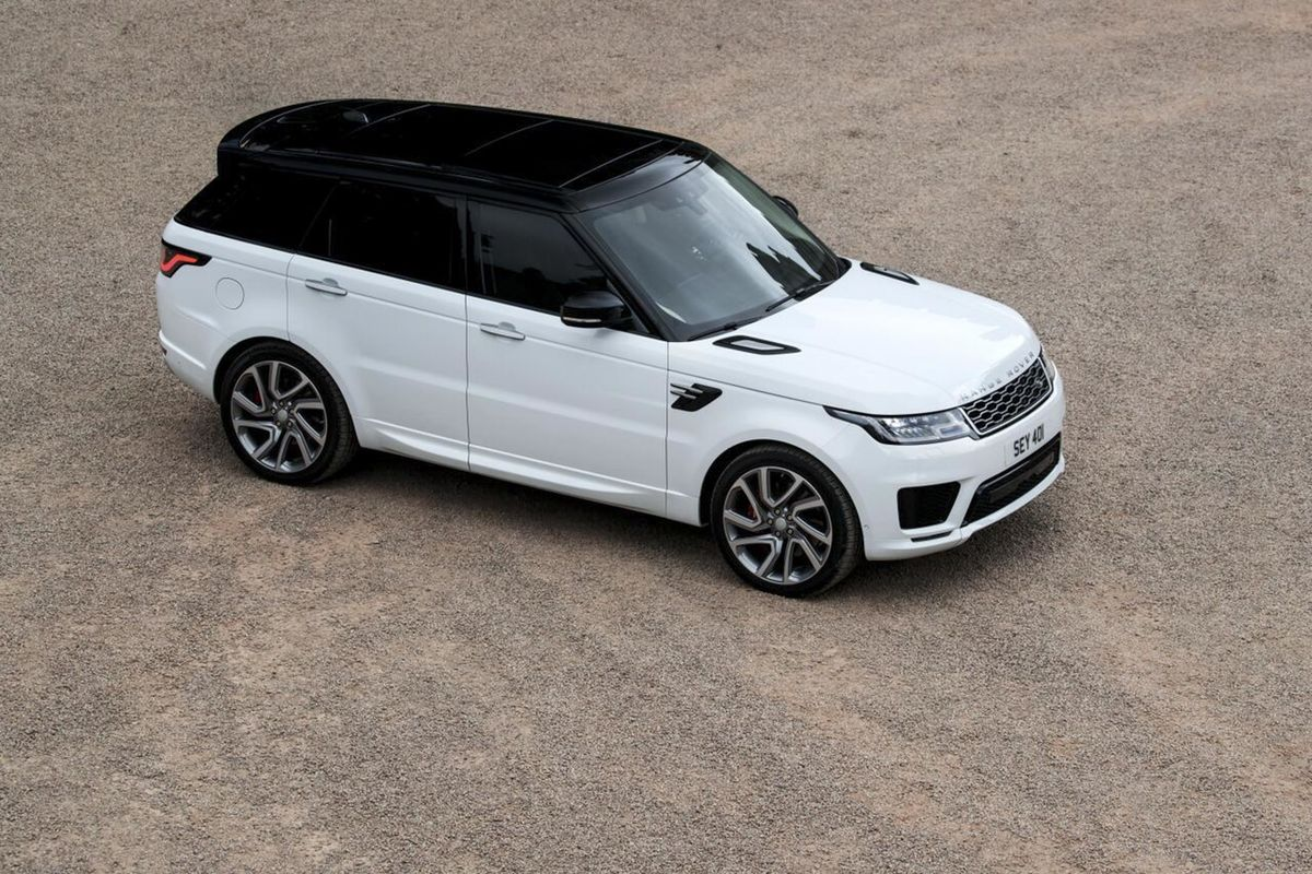 Range Rover Sport Hse P400e Review An Unbeatable Plug In Hybrid
