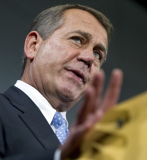Boehner Says Trade Accords Must be in Tandem With Worker Aid