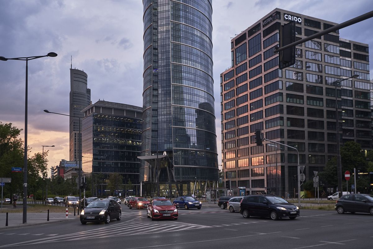 Berlin's Top Office Landlord Sees Warsaw as the Next Big Thing